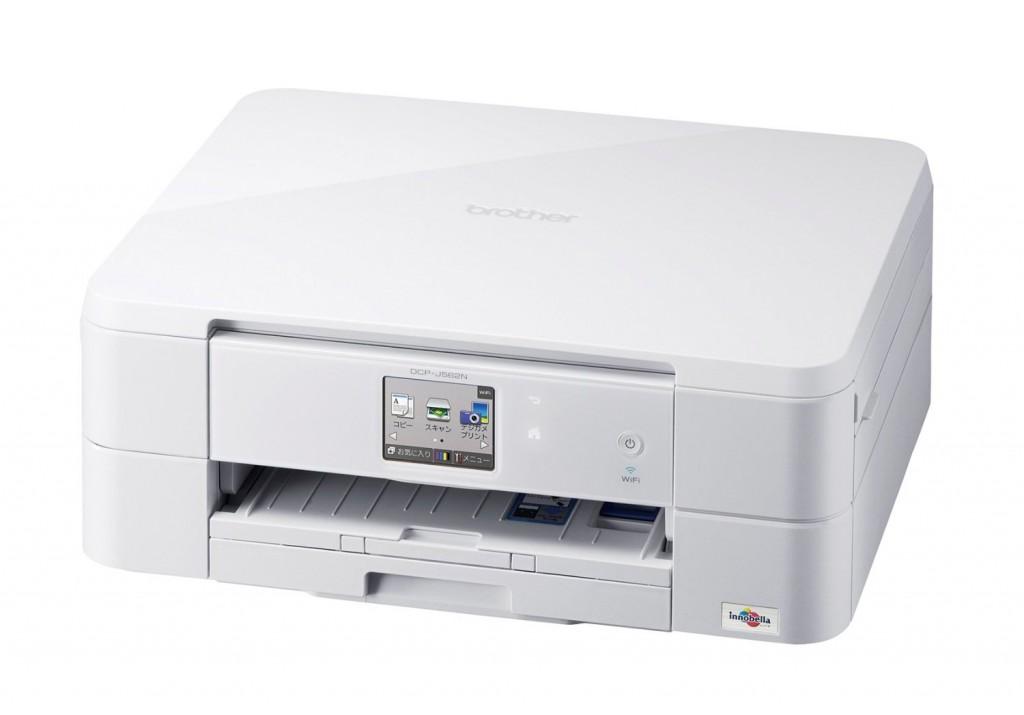 インクジェットプリンターのイメージ