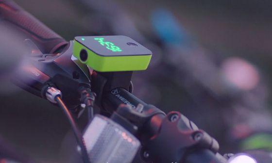 サイクリングはじめる?フルHDカメラ付きGPSサイクルコンピューター「Camile」ならきっと楽しい