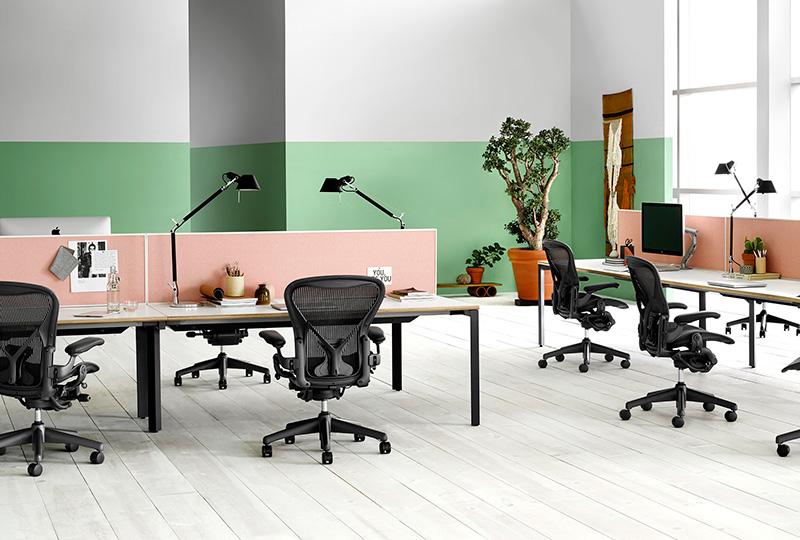 あなたの仕事を一番支えてる。オフィスチェアの選び方と人気ブランドのおすすめチェア10選