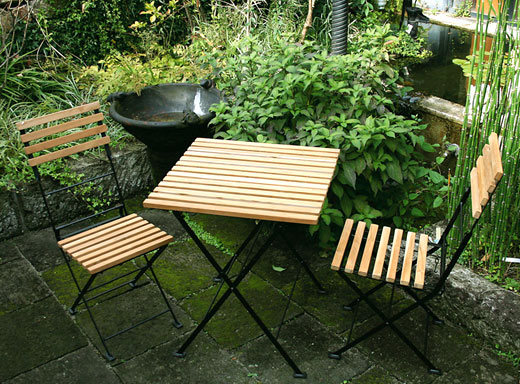 お庭を一気に華やかに。おしゃれなおすすめガーデンテーブルセット15選