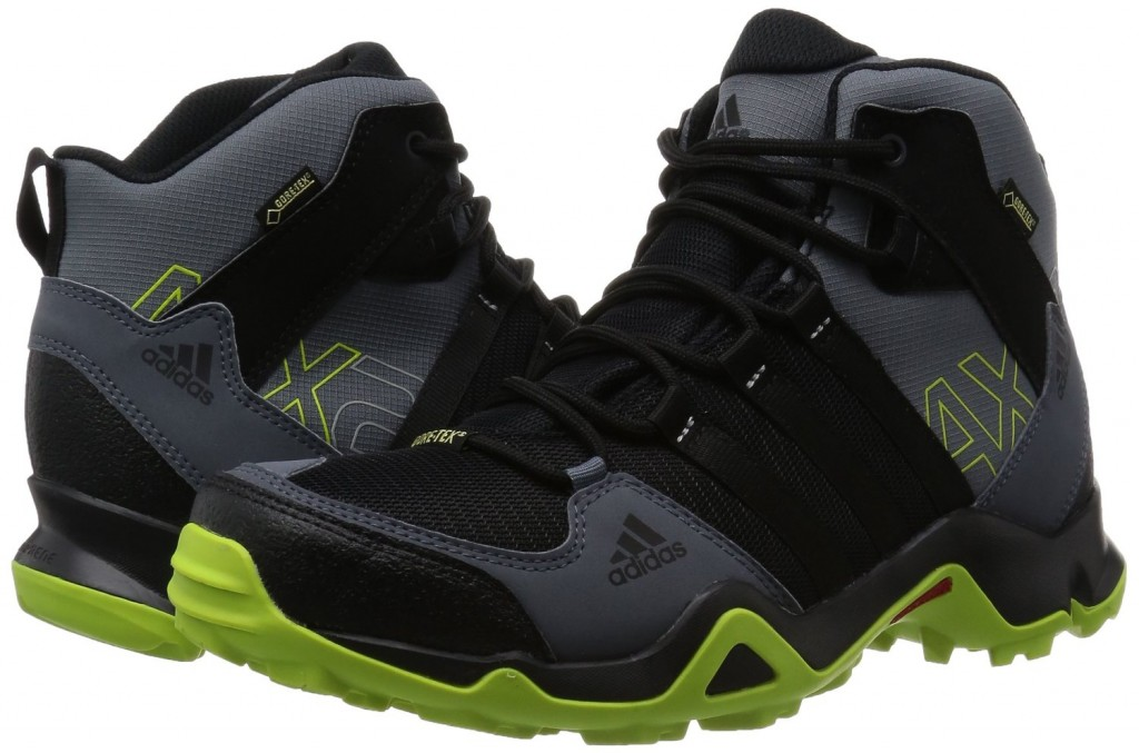 トレッキングシューズ(登山靴)のイメージ