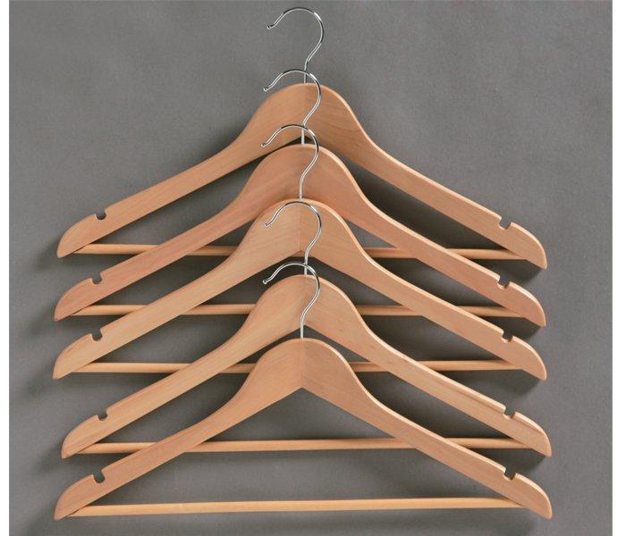 クローゼットの雰囲気を変える。おしゃれなおすすめ木製ハンガー15選