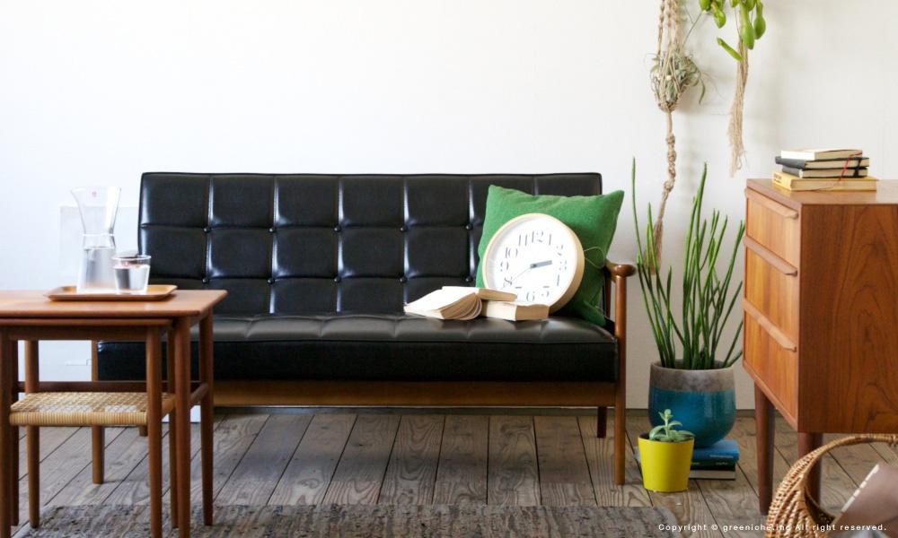 ソファはやっぱり革。人気のおすすめ2人掛けレザーソファ特集