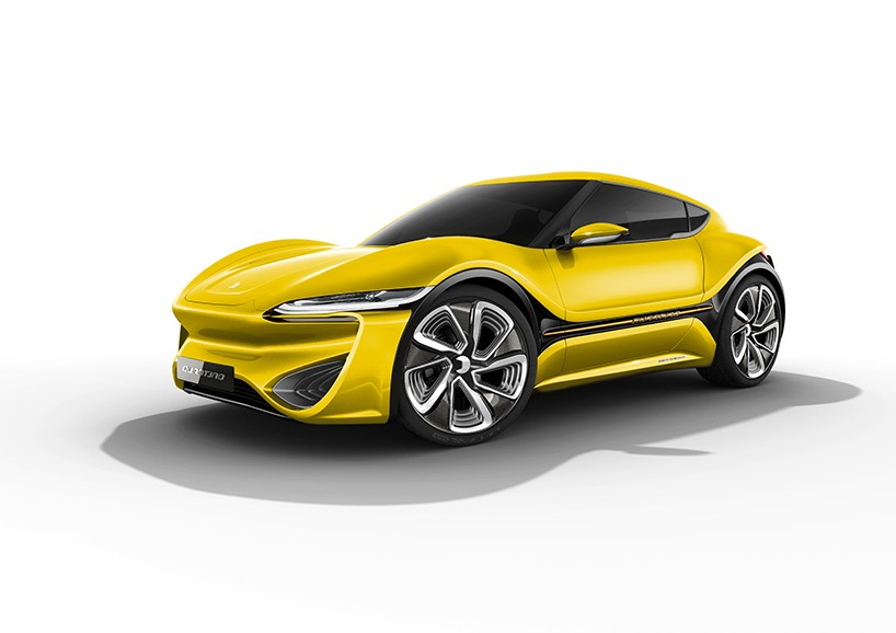 コンパクトカーなみの価格で?航続距離1000km、最高速度200km/hを実現するnanoFlowcellバッテリードライブの「QUANTiNO」