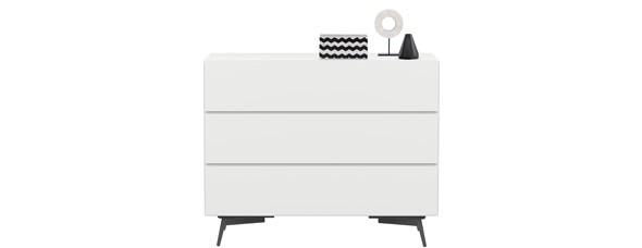 部屋をすっきり魅せよう。北欧デザインの白いリビングチェスト特集