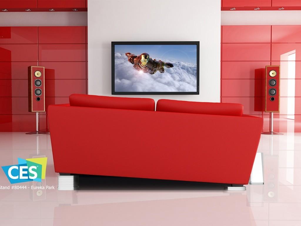 """ソファに装着するだけで部屋が4D劇場に?映画やゲームを動きや振動で""""体感""""できる「Immersit」"""