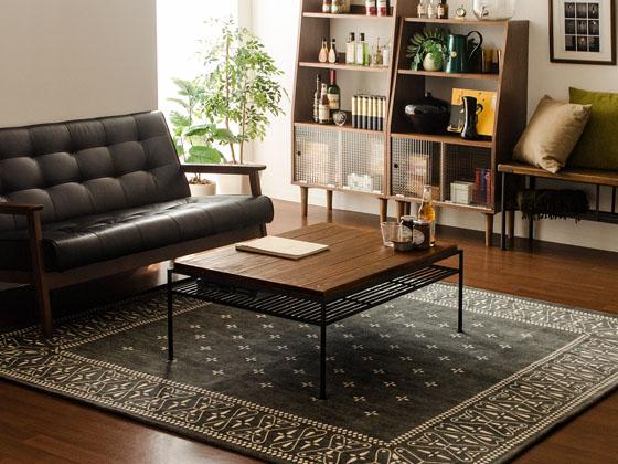 無垢材を使ったおすすめセンターテーブル7選。あなたのお部屋のセンターはどれだ