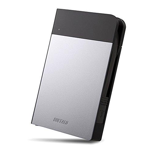 容量で選ぶ。2TBのポータブルHDDおすすめ7選