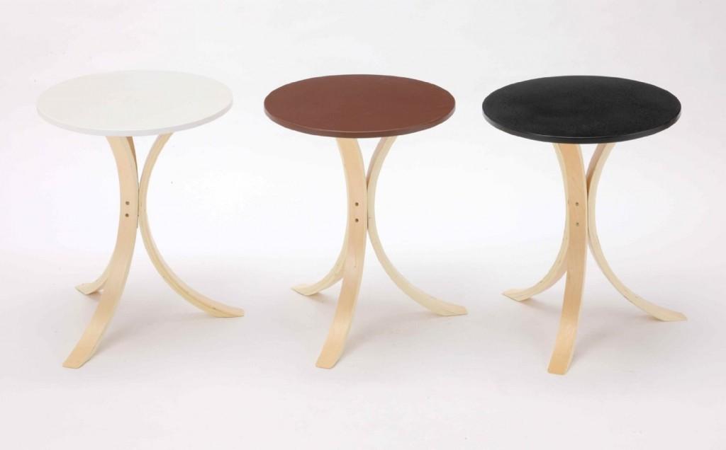 丸型のおすすめカフェテーブル7選。ひとつ置くとお部屋が変わる