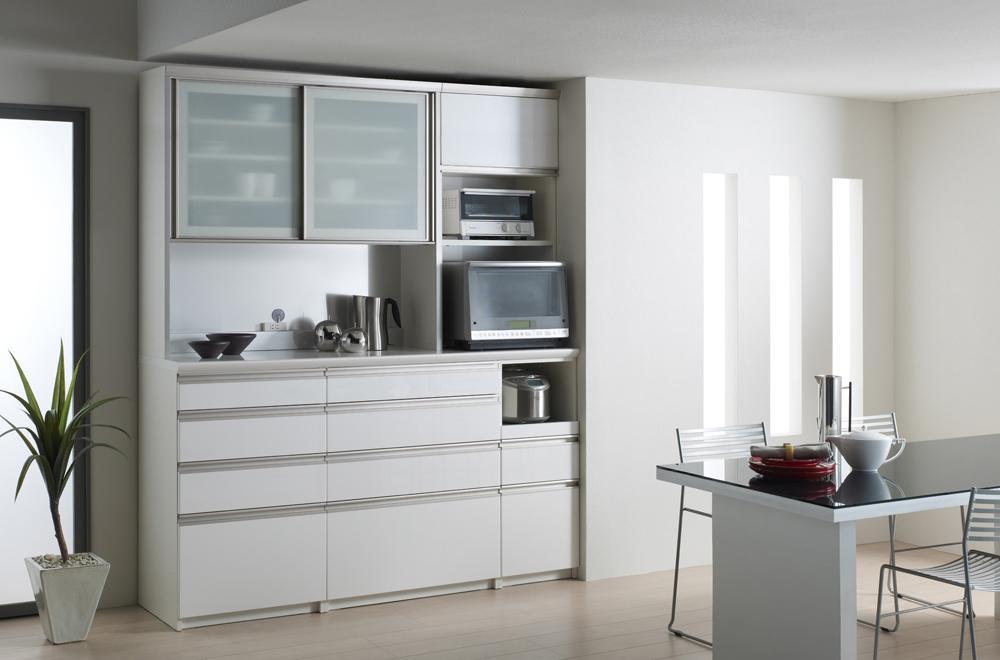 キッチン収納に便利。おすすめのキッチンボード10選