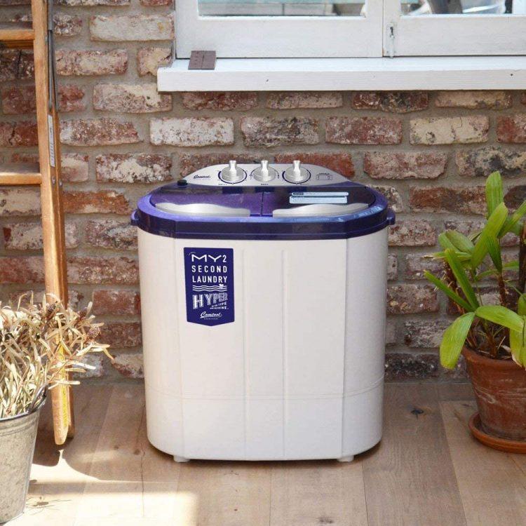 【2021年版】小型洗濯機のおすすめ16選。コンパクトな人気モデルをご紹介