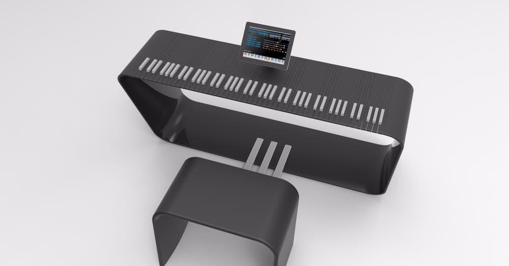 音楽もテクノロジーでさらに楽しいものに!ポルシェとコラボした未来型シンセサイザー
