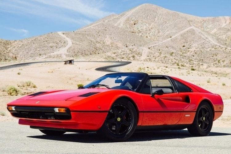 """フェラーリ308がEVに!415馬力、最高251km/hの""""静かな""""「跳ね馬」"""