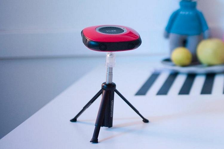3Dは見るだけじゃない、撮るものだ!大迫力撮影が可能な4Kバーチャルリアリティ3Dカメラ