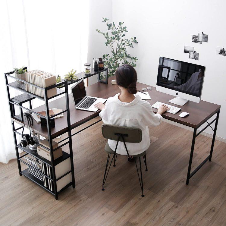 パソコンデスクのイメージ