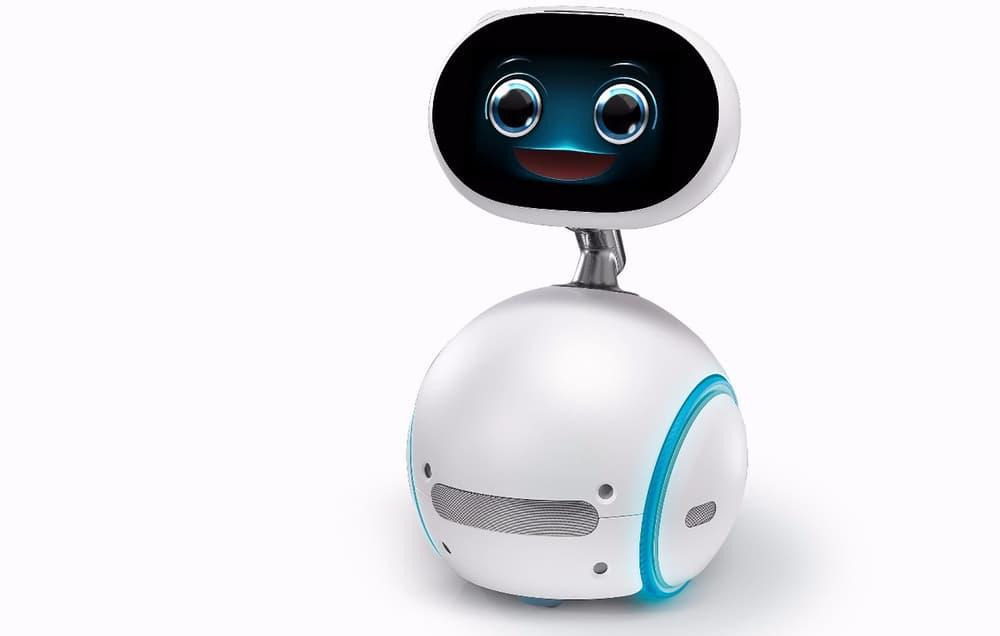 キュートな万能ホームロボット「Zenbo」誕生!家族みんな大喜び間違いなし