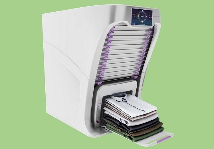 来たぞ家事革命!自動で洗濯物をたたんでくれる「FoldiMate」