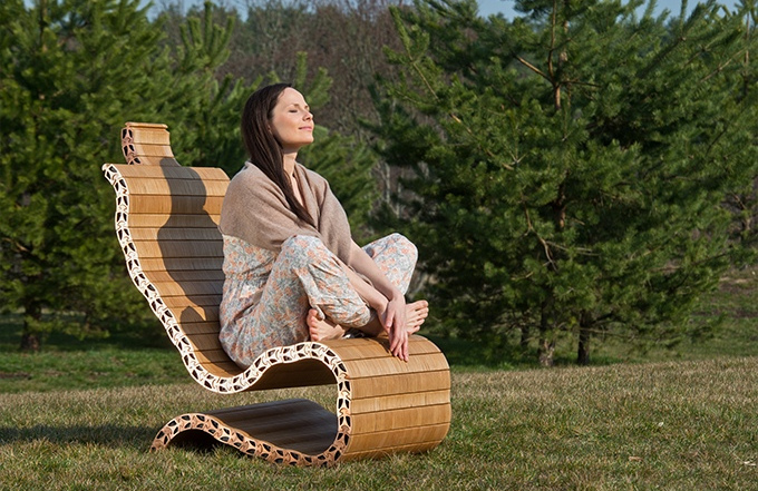 家具?フィットネスマシン?アイディア次第で変身可能なハンドメイドの木製パーツ