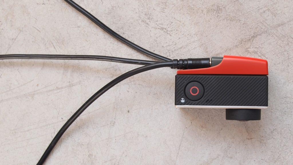 待ってました!GoProの完全ハンズフリー撮影を実現する「GoHawk」