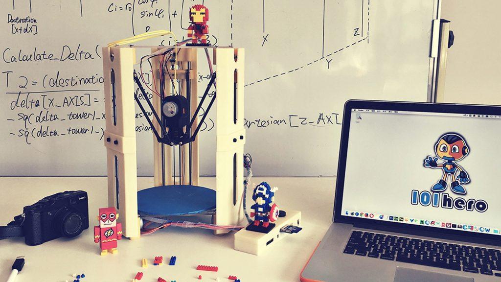 3Dプリンターならコレしかない!たったの74ドルでクリエイティブになろう