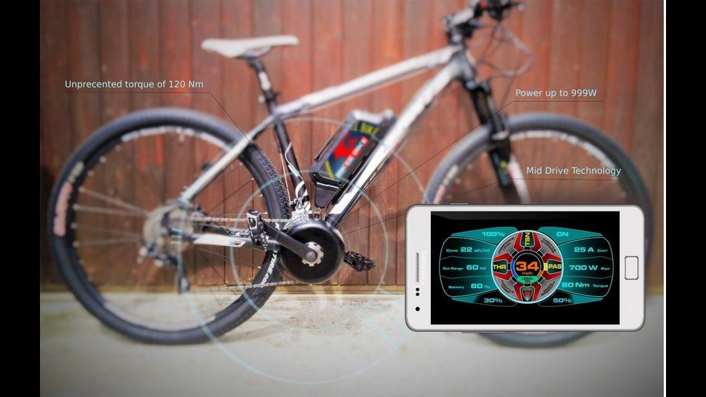 あのフォードが「キング」と認めた!あなたの自転車を15分で超パワフル電動バイクに変身