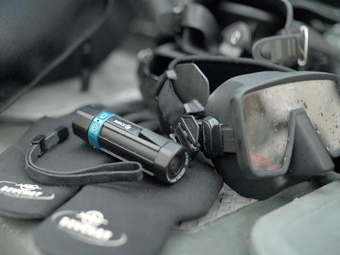 ダイバーの必需品!水中の感動をそのまま伝えられる世界最高のアクションカメラ