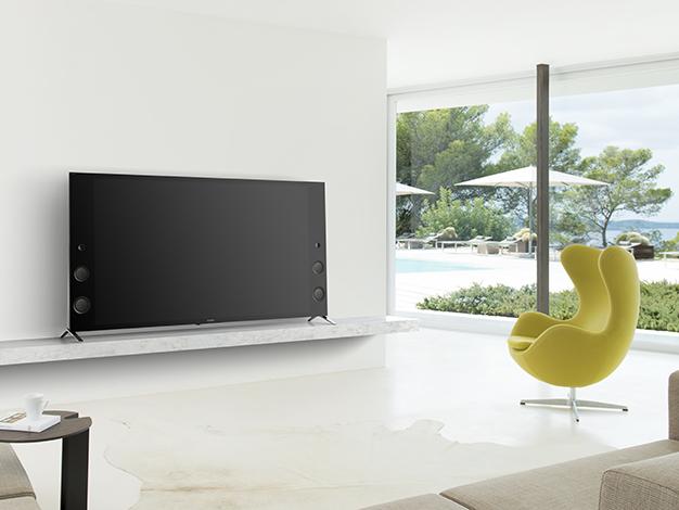 4Kテレビのイメージ