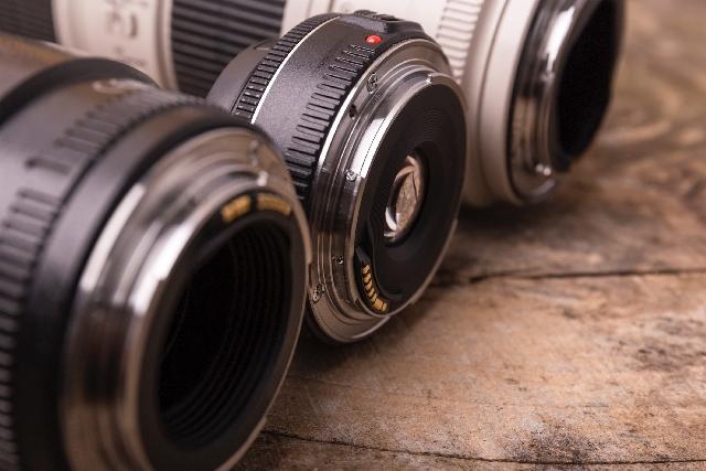 交換レンズのイメージ