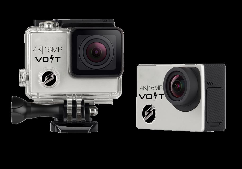 わずか99ドル!激安の4Kアクションカメラ「VOLT X」がGoProを凌駕
