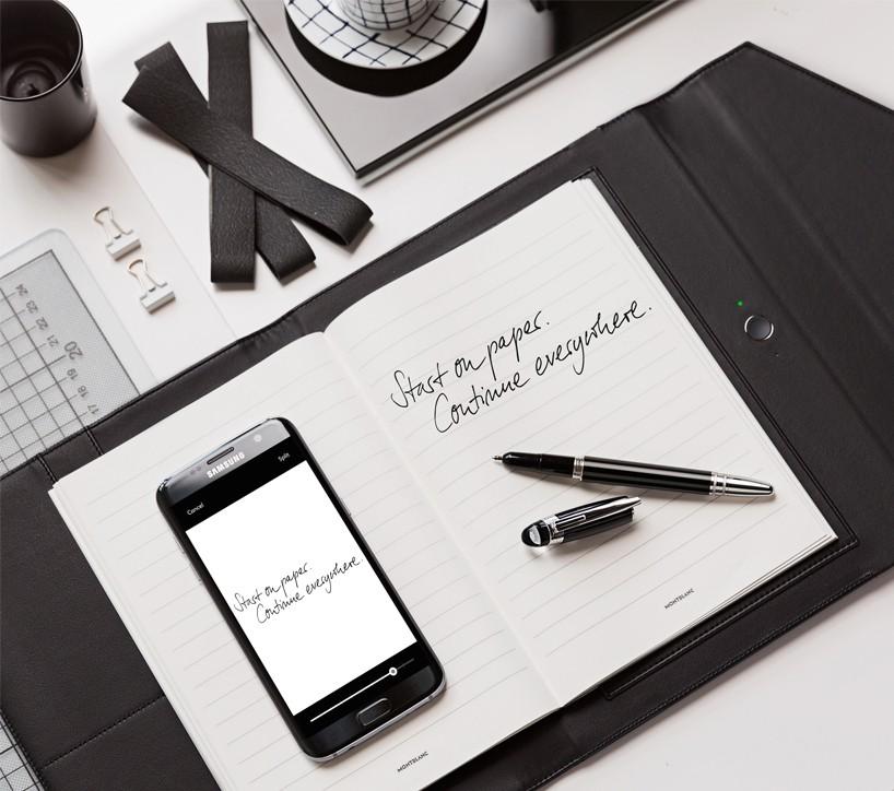 Apple Pencilよりイイかも!モンブランのアナログ&デジタル融合が最高峰