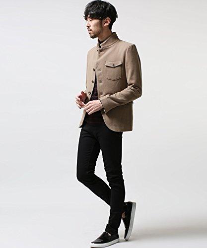 メンズにおすすめのナポレオンジャケット。ブランドとコーデを一挙紹介