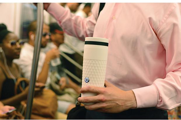 どこでも淹れたてコーヒー!マグボトルサイズで飲める「Jolt」で新習慣はじめよう