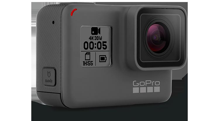ついに「GoPro HERO 5」発表!性能も堅牢さも使いやすさも最高峰
