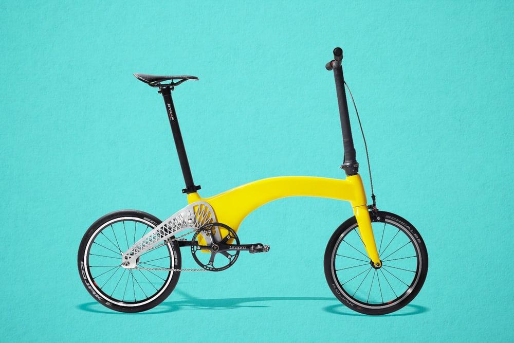 世界最軽量!わずか6.7kgの折りたたみ自転車でサイクリングが激変