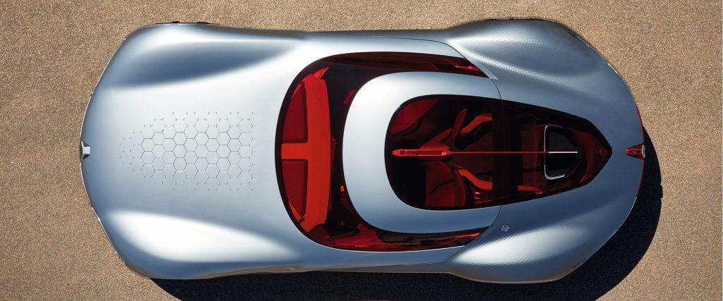 フランスデザインの真骨頂!ルノーのコンセプト・クーペの不思議な温かい未来感