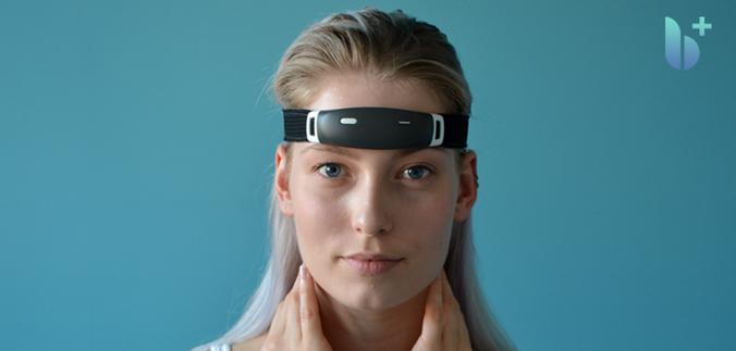 グッスリ眠れて、いい夢見られるヘッドバンド「iBand+」で体も心も健康に