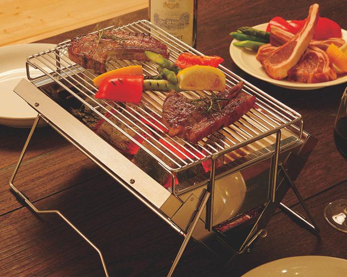 野外調理用具のイメージ