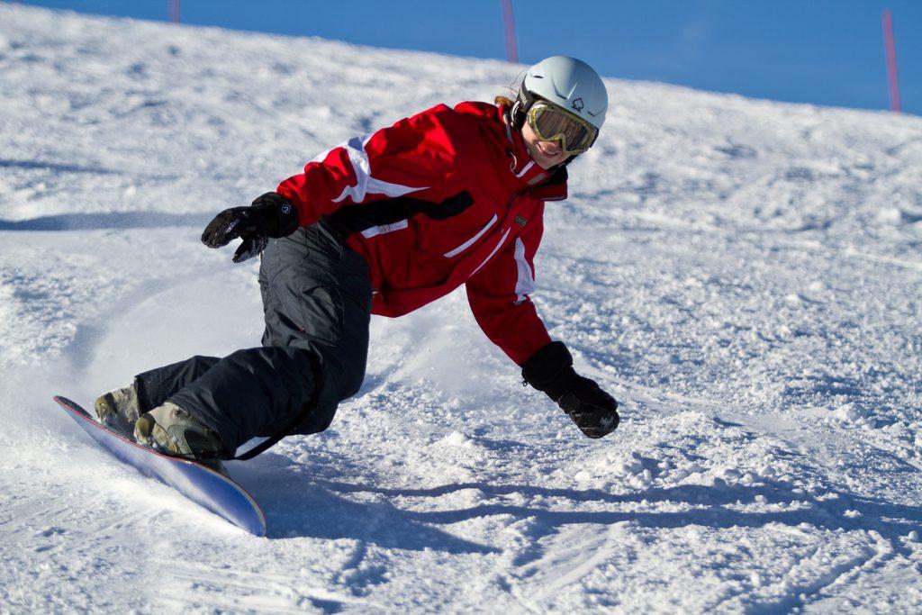 スノーボードのイメージ