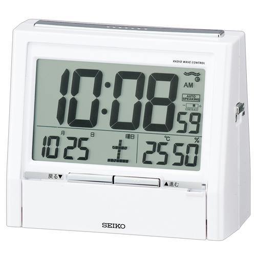デジタル電波置き時計のおすすめ20選。おしゃれな人気モデルをご紹介