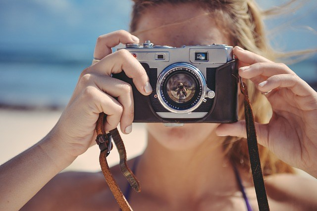 デジタルカメラのイメージ