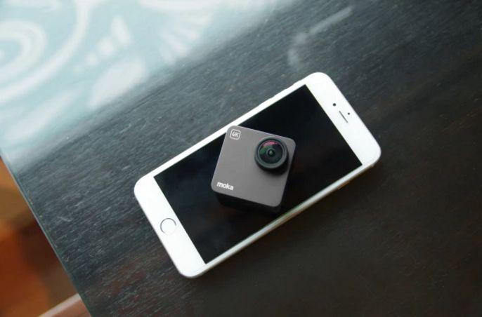 GoProよりイイ!?4時間撮影可能な世界最小級4Kアクションカメラ