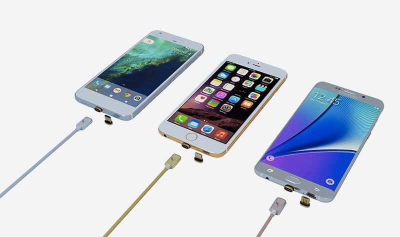 磁石でピタッが超便利!あらゆるデバイスをMagSafe化する充電ケーブル