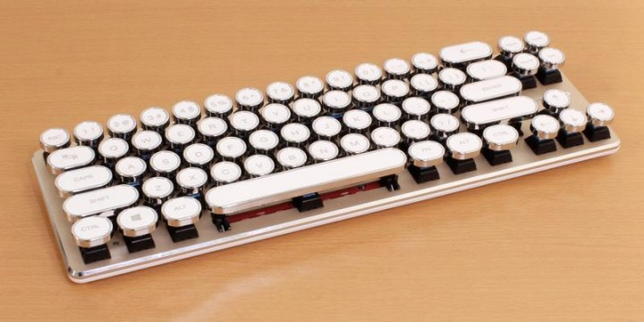 気分上々!おしゃれな「メカニカルキーボード」でタイプライターの世界へ
