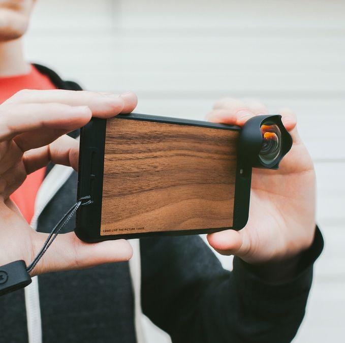 iPhone7のカメラを使い倒す!「Moment」の新作ケース&レンズがイチオシ