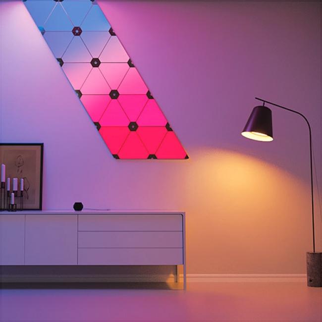 LEDライトのイメージ