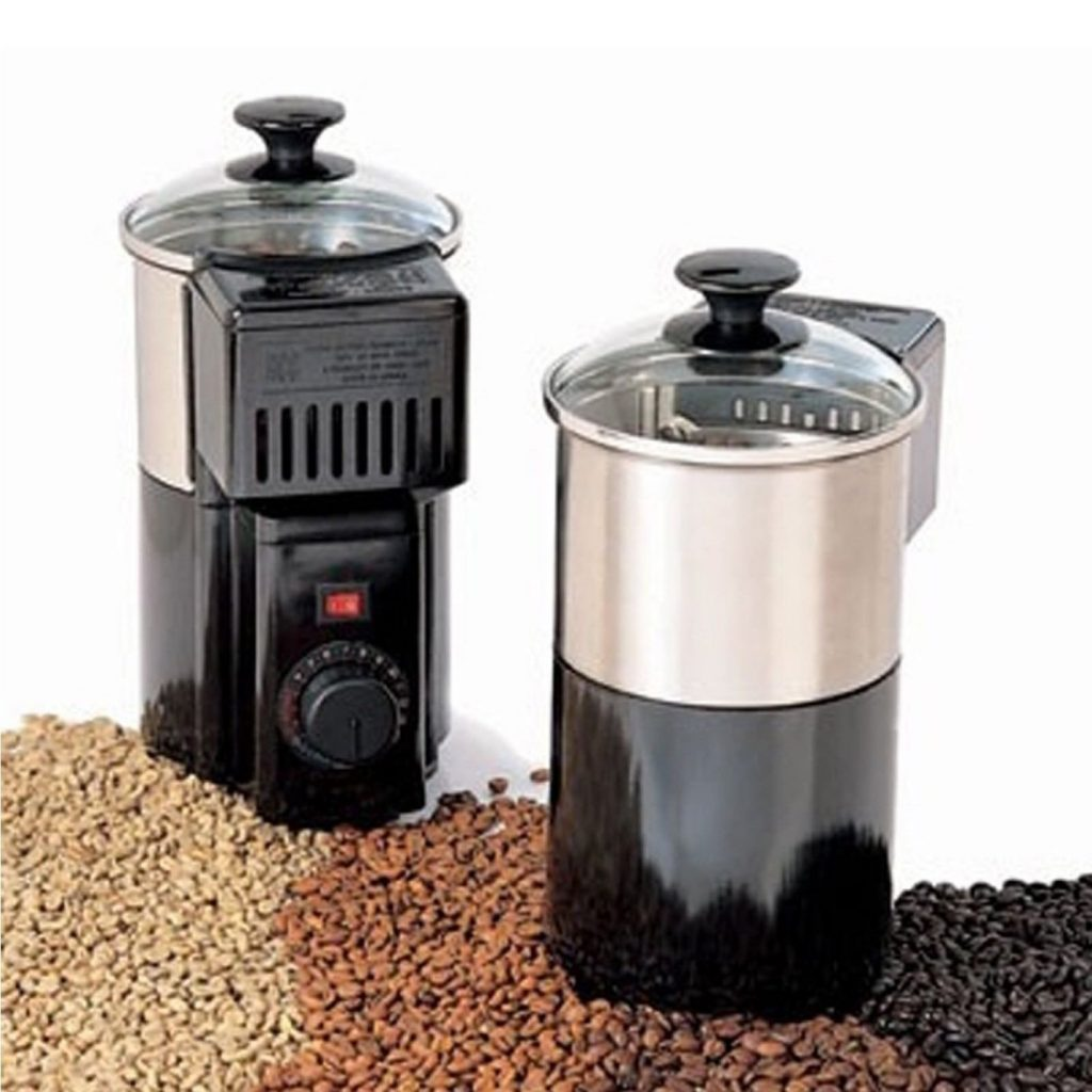焙煎機のイメージ