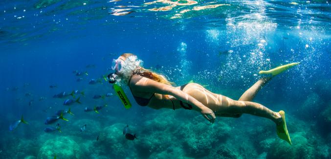 水の中でも息をしよう!空気入れによる充填で繰り返し使える潜水用超小型ボンベ
