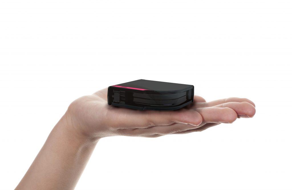 どこでもVR体験を。折りたたみ式VRグラス3D Stylee「カセット」