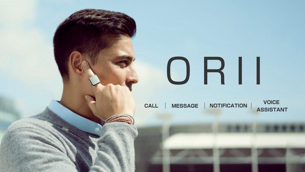 骨伝導がイイ!耳タッチで通話もメールもOKなスマートリング