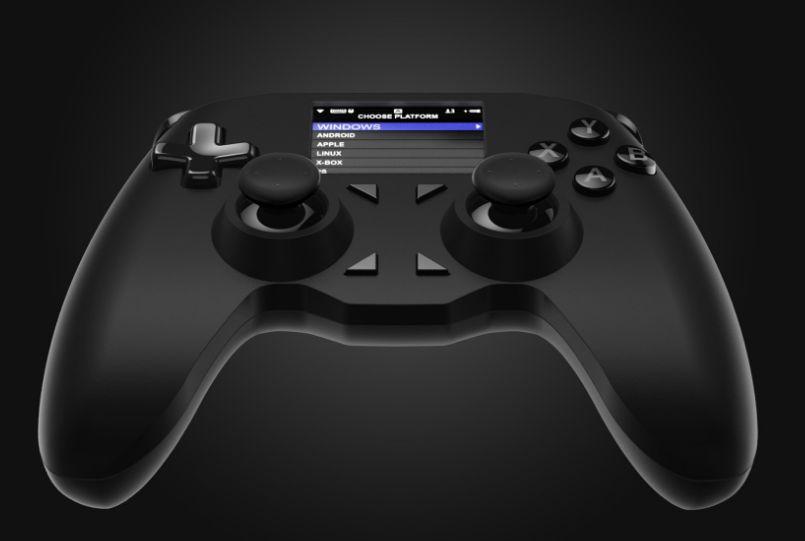 ほぼこれ1台でOK!さまざまなゲーム機やPC対応のユニバーサルゲームコントローラ